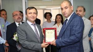 """ERÜ Çocuk Hastanesi'nde """"Prof. Dr. Hasan Basri Üstünbaş Nörofizyoloji Merkezi'nin"""" Açılıdı!"""