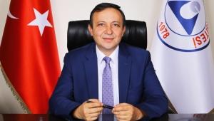 """ERÜ Rektörü Çalış'ın """"15 Temmuz Demokrasi ve Milli Birlik Günü"""" Mesajı"""