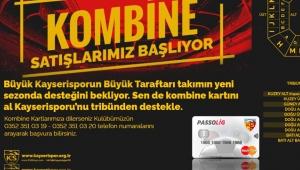 İM Kayserispor'da kombine bilet fiyatları açıklandı!