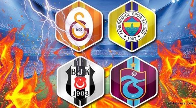 İşte 2019/2020 Spor Toto Süper Lig Cemil Usta Sezonu derbi tarihleri!