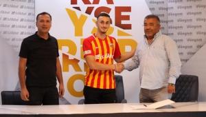 İstikbal Mobilya Kayserispor, U-19 milli takımı oyuncusunu transfer etti