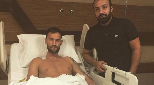 Kayserispor'da Eray İşcan ameliyat oldu!
