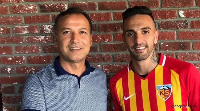Miguel Lopes Kayserispor'da