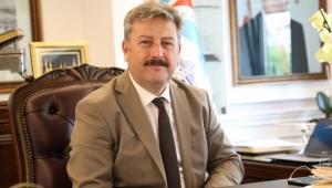 Palancıoğlu, Mimarsinan'da bina tahsis ederek eğitime katkı sağladık