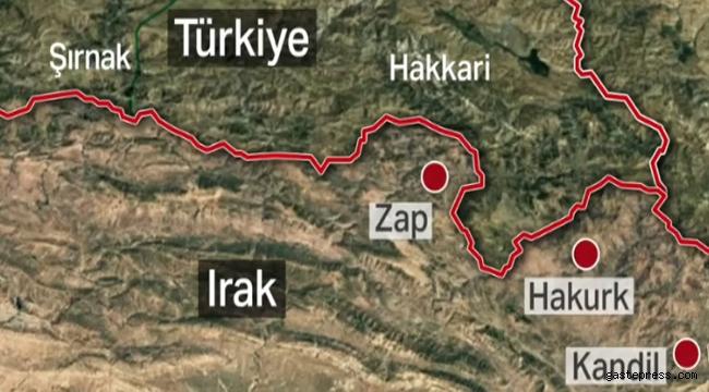 Türk Silahlı Kuvvetleri Kuzey Irak'taki ikinci harekatı başlattı!