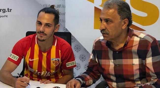 Yasir Subaşı Kayserispor'a imzayı attı!