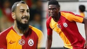 Galatasaray'da İki yabancı gönderiliyor!