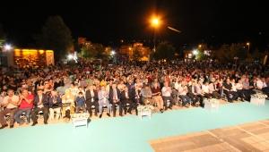 Hacılar'da birlik beraberlik gecesi düzenlendi