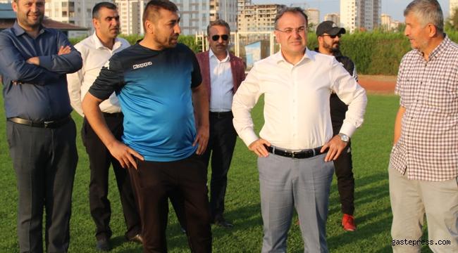 Hacılar Erciyesspor Yeni Sezona İddialı Hazırlanıyor!