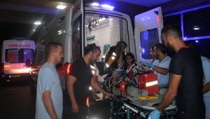 Silahla şaka yapan asker arkadaşını yaraladı