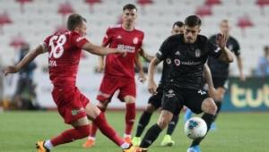 Sivasspor sahasında Beşiktaş'ı ağırlıyor!