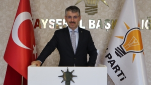 Ak Parti İl Başkanı Çopuroğlu'nun Gaziler Günü Mesajı