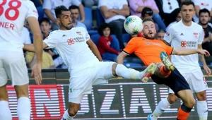 Başakşehir, Sivasspor'a yine diş geçiremedi!