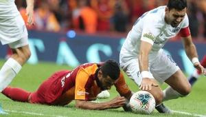 Belhanda'dan, Galatasaray'a kötü haber! En az 5 maç yok!
