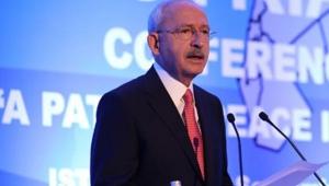 CHP Lideri Kemal Kılıçdaroğlu: Tek amacımız akan kanı durdurmak!