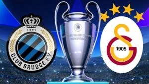 Galatasaray'da yıldız oyuncu Club Brugge kadrosuna alınmadı!
