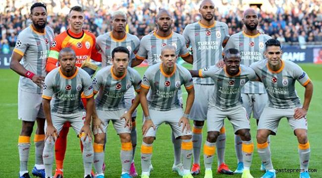 Galatasaray, Şampiyonlar Ligi'ne 1 Puanla başladı!
