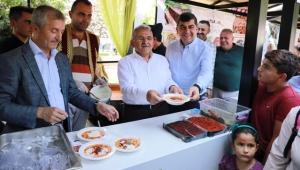 Gastroantepfest'te Kayseri Rüzgarı Esti!