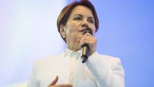 İYİ Parti Lideri Akşener'den çağrı: Dokunulmazlığını kaldırın!