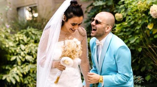 Jet Sosyete'nin Gündüz'ü evlendi!