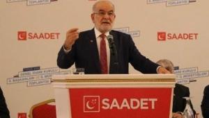 Karamollaoğlu, Kaftancıoğlu'na destek verdi!