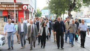 Kocasinan Belediyesi'nden Farkındalık Yürüyüşü