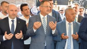 Mehmet Özhaseki'den Davutoğlu istifaları için dikkat çeken açıklama geldi!