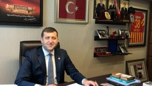 MHP Kayseri Milletvekili Baki Ersoy'un 19 Eylül Gaziler Günü mesajı