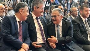 Ak Parti İL Başkanı Çopuroğlu Mobilya Fuarı Açılışına Katıldı!