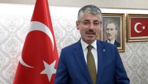 AK Parti İl Başkanı Şaban Çopuroğlu'ndan 21 Ekim Dünya Gazeteciler Günü Mesajı!