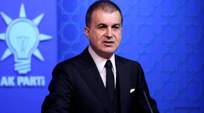 AK Parti Sözcüsü Ömer Çelik: Bu tipik bir PKK taktiğidir