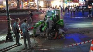 Ankara'da Engelli Rampaları Dünya Standartlarında!