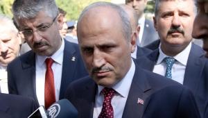 Bakan Turhan'dan, 'Kayseri-Yerköy hızlı tren projesi' açıklaması