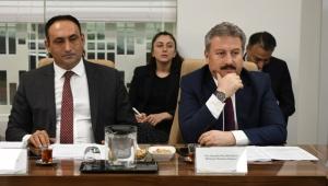 Başkan Palancıoğlu, Türkiye'yi Temsil Edecek!