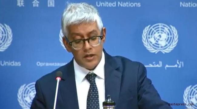 BM Sözcüsü: Siviller ve sivil altyapı uluslararası hukuk gereğince korunmalı