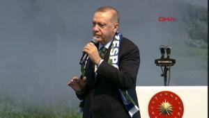 Cumhurbaşkanı Erdoğan'dan net mesaj: Uyulmazsa harekata devam ederiz