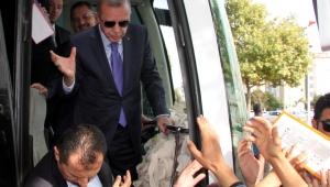 Cumhurbaşkanı Erdoğan, Kayseri'de