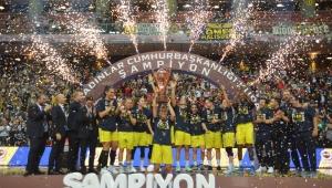 Cumhurbaşkanlığı Kupası'nın sahibi Fenerbahçe Öznur Kablo oldu