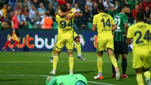 Fenerbahçe, yıllar sonra Denizli deplasmanında güldü!