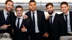 Galatasaray'ın rakibi Real Madrid İstanbul'a geldi!