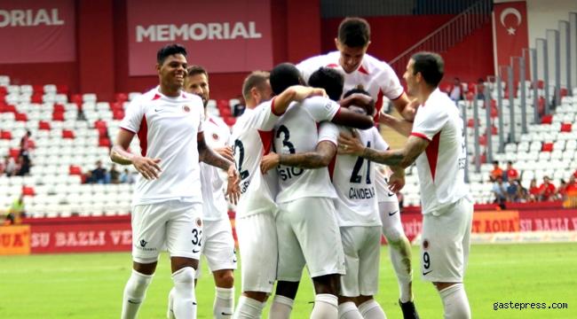 Gençlerbirliği'nden Antalyaspor kalesine yarım düzine gol!