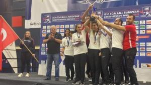 Gollbol Milli Takımımız İsrail'i Yenerek Avrupa Şampiyonu Oldu!