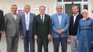 Hacılar Belediye Başkanı Bilal Özdoğan Muhtarlarla buluştu!