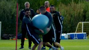 İstikbal Mobilya Kayserispor'da, Kasımpaşa hazırlıkları sürüyor!
