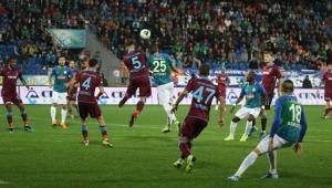 Karadeniz derbisinde gülen taraf Trabzonspor oldu!
