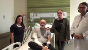 Kayseri Şehir Hastanesi'nde Hayata Tutunduran Ameliyat