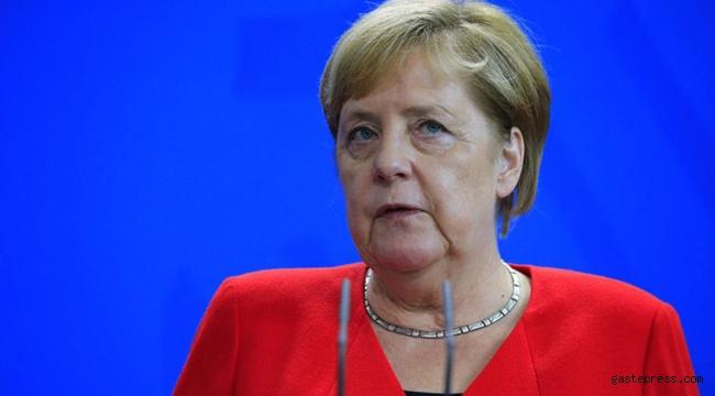 Merkel'den açıklama geldi: Türkiye'ye silah satışı durdurulacak!
