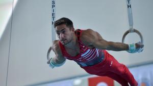 Milli sporcumuz İbrahim Çolak'tan tarihi başarı geldi!