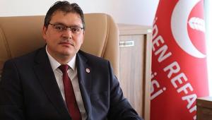 Yeniden Refah Partisi Kayseri İl Başkanı Önder Narin Basın Açıklaması