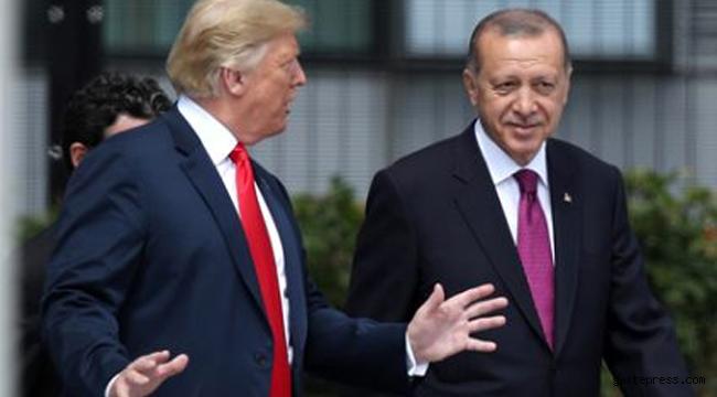 ABD Başkanı Trump'la buluşacak olan Cumhurbaşkanı Erdoğan'ın çantasında 7 kritik başlık!